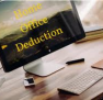 Rate for home office expenses increased