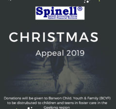 Spinell Group Christmas Appeal 2019